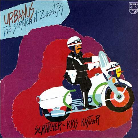 Urbanus Kris Kastaar The Scratchin Zwaantjes